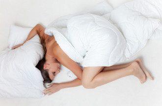 Сон, голяка