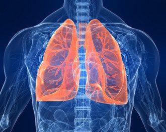 Рак, легені