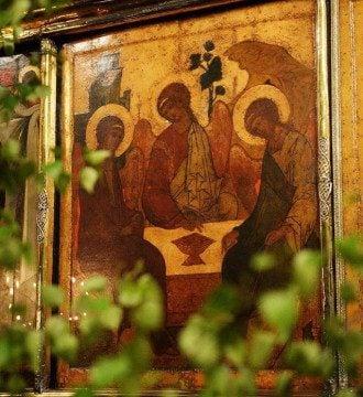 13 июня - праздник Отдание Троицы - что нельзя делать, приметы
