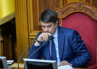 Разумков будет претендовать на президентство, но не потому что мечтал об этом, а потому что власть свернула не туда