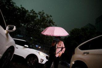 дощ, негода