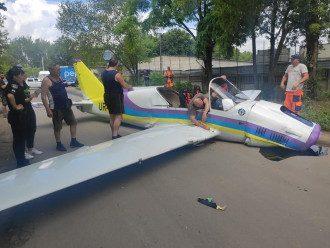 Новини Одеси - як впав літак звалився і чому помер другий пілот