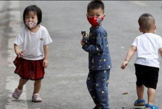 Дети, коронавирус