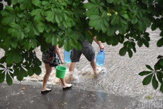 Синоптики спрогнозували, що Київ на вихідних заллє дощами – Погода Київ