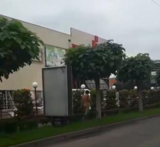 На Закарпатье засняли на видео голого мужчину – Новости Ужгорода сегодня
