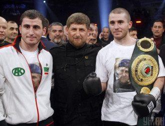 Кадиров, боксери