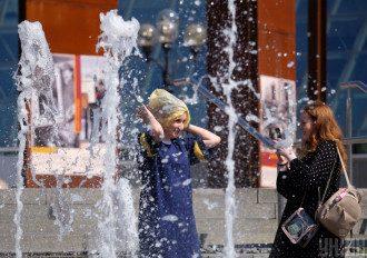Синоптик - Погода в Україні буде спекотною і з грозами