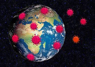 Коронавірус новини - Знайдений новий штам, який в 10 разів небезпечніше