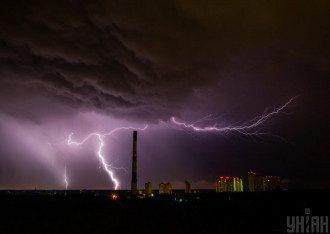 Синоптики попередили, що у Києві в середу будуть дощі та грози – Погода Київ завтра