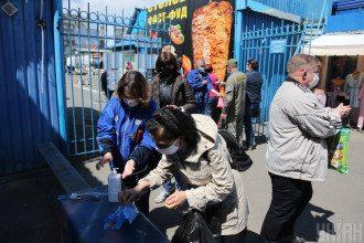На рынке в Киеве вспышка вируса из Китая – Коронавирус Киев