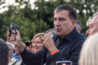 Саакашвили сказал, что в Украине нет государства – Саакашвили новости