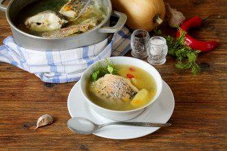 Рибна юшка - рецепт