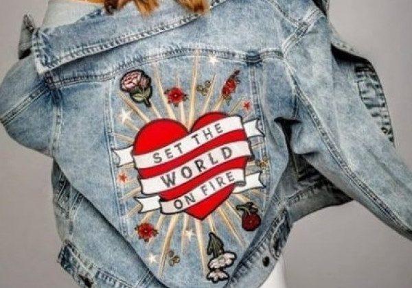 Джинсові куртки 2020