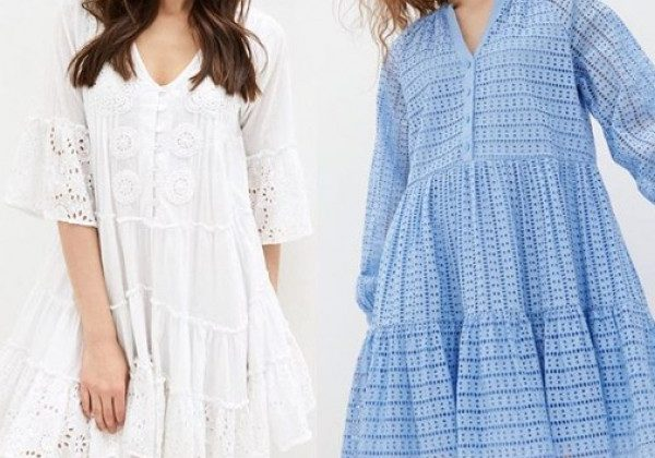 Модні сукні 2020 літо