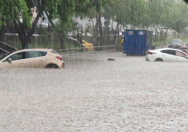 Дощ у Москві 20 червня 2020 - відео і коли закінчиться - Синоптик