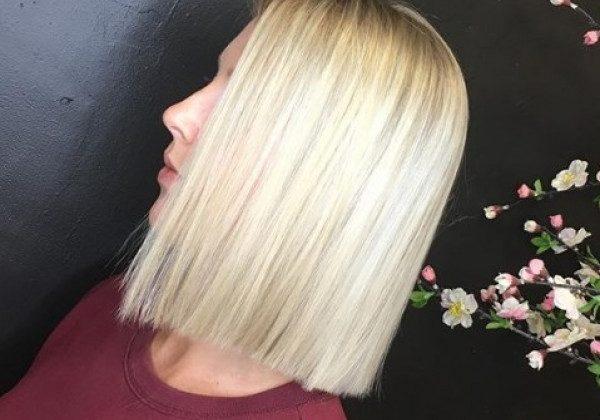 Стрижки на средние тонкие волосы 2020