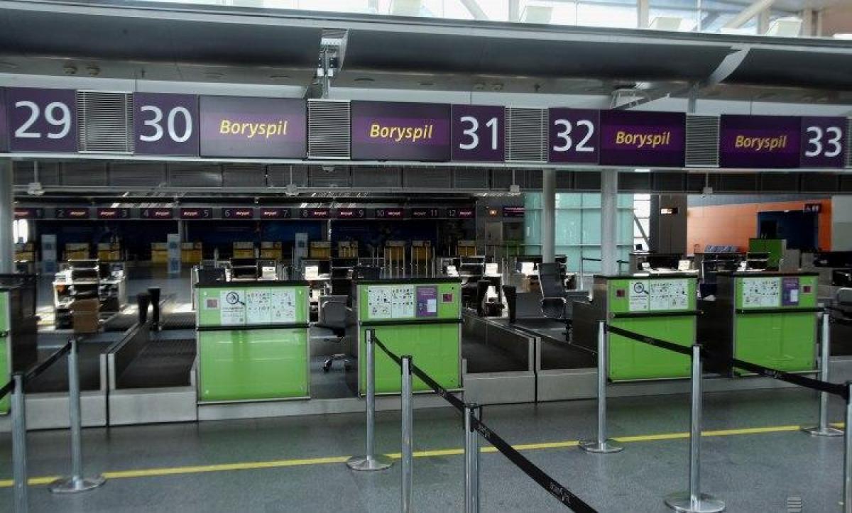 Борисполь, аэропорт