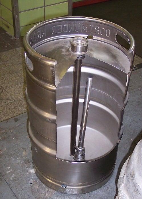 Кег для пива