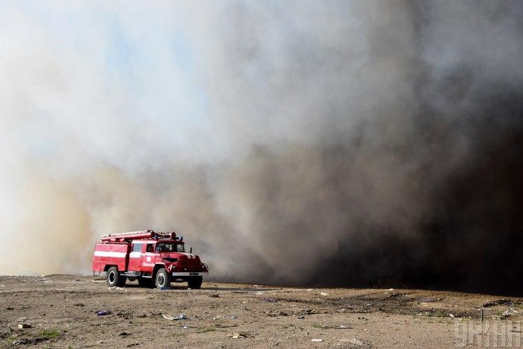 Еколог вважає, що в Україні Кабмін винен в тому, що пожежі стають некерованими – Пожежі в Україні 2020