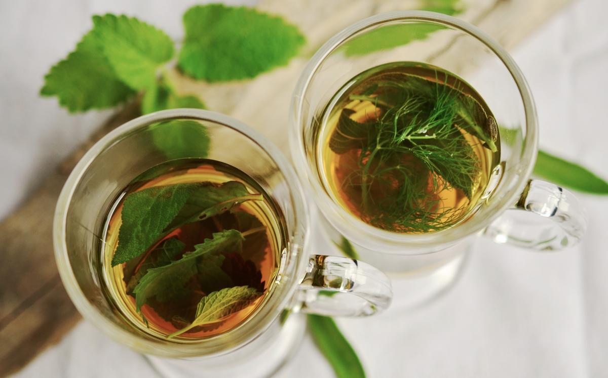 Трави,чай