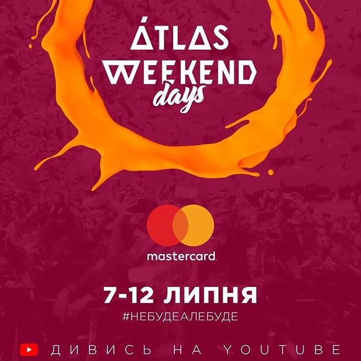 Atlas Weekend Days