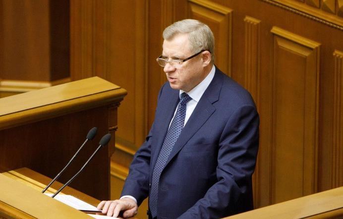 Парламент відправив у відставку Смолія – Смолій відставка