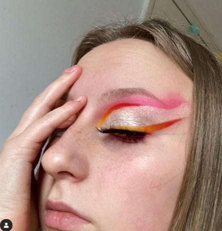 Ужасный макияж 2020