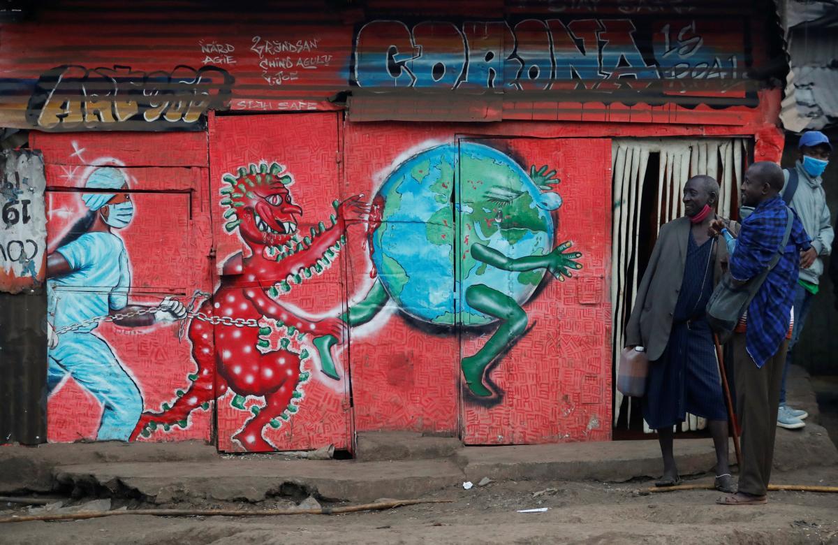 Коронавірус в Україні поповниться ще більш страшним вірусом