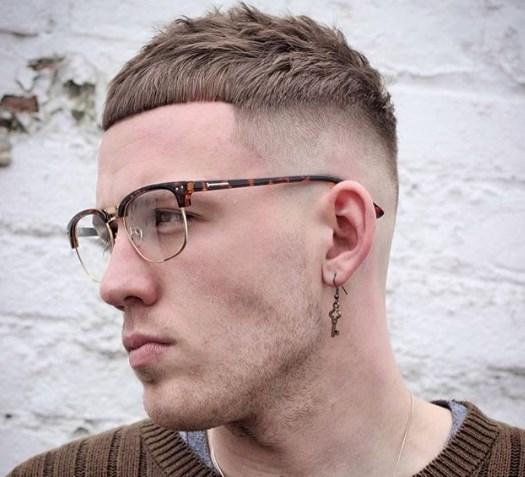 Чоловіча стрижка Едгара