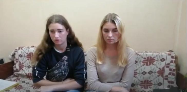 Підлітки попросили вибачення за вандалізм