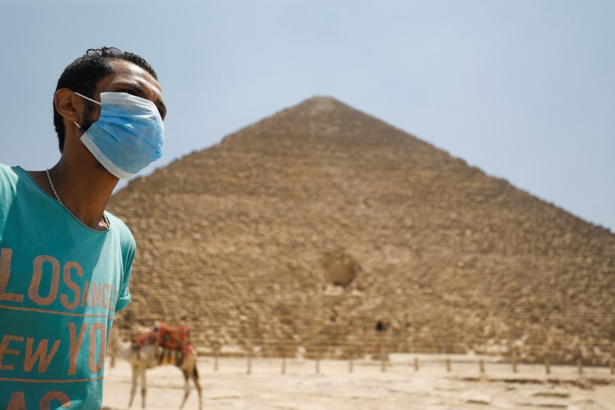Відпочинок в Єгипті 2020 року - карантин для туристів посилений по всій країні