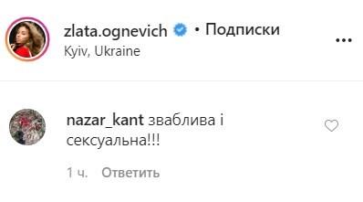 """""""Секси"""": Злата Огневич в прозрачном белье завела сеть"""
