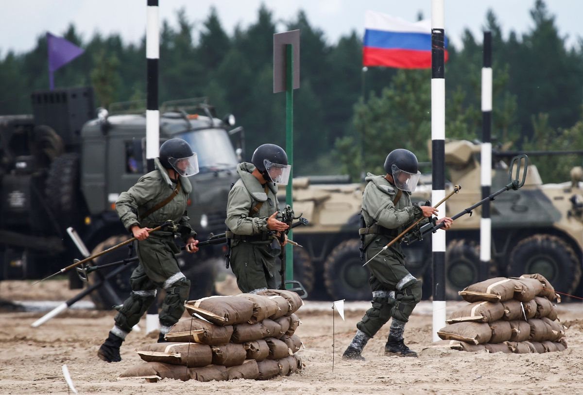 Россия, армия