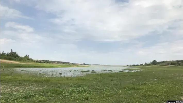 Білогірське водосховищі