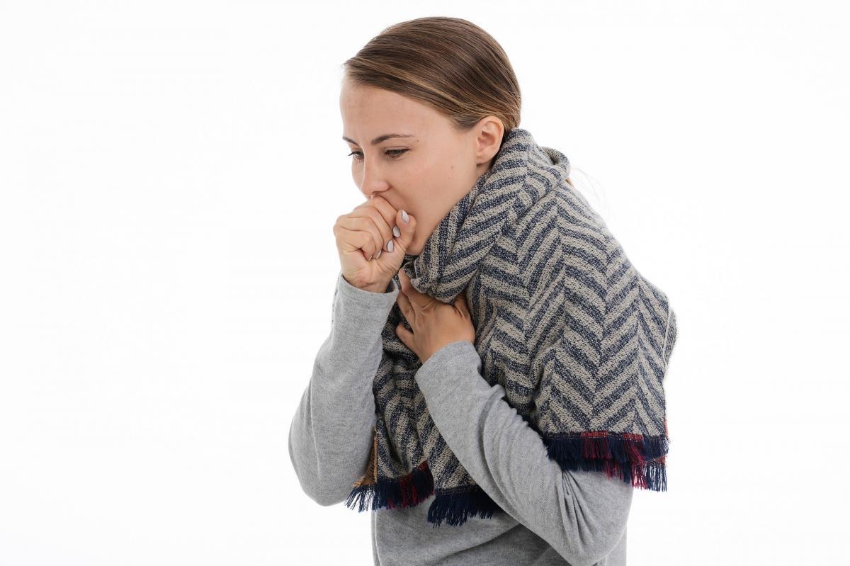 І бронхіт, і пневмонія - це інфекції легенів/Pixabay