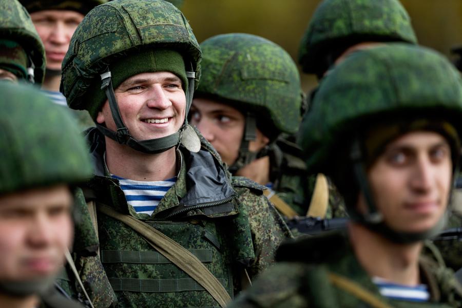 Россия, арми