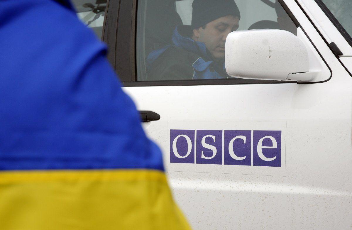 ОБСЕ Украина