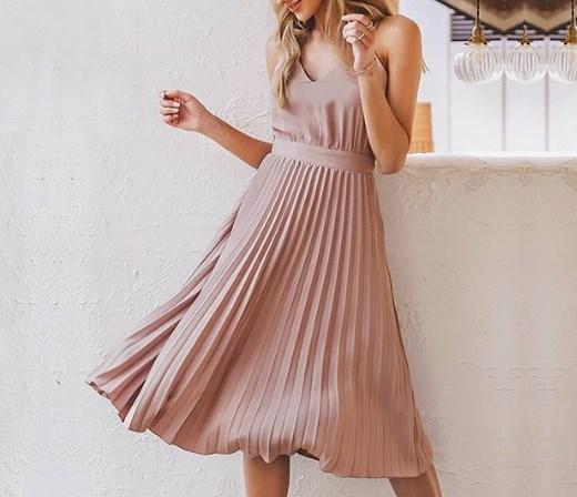 Плісировані сукні 2020