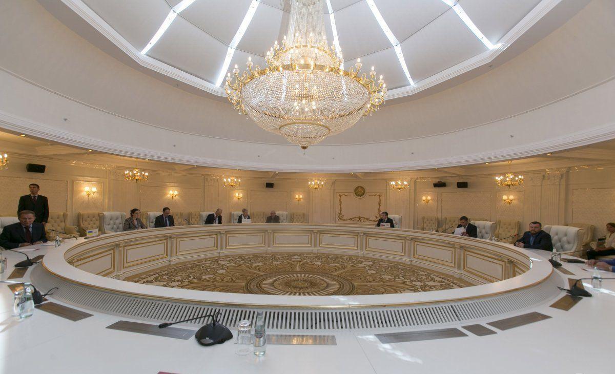 ТКГ, Мінські переговори