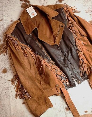 Модний одяг з бахромою 2020