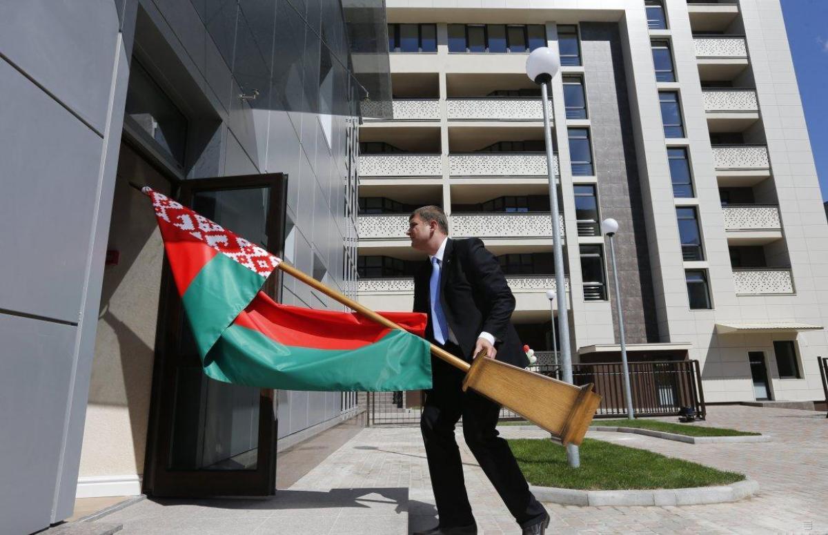 Беларусь, флаг