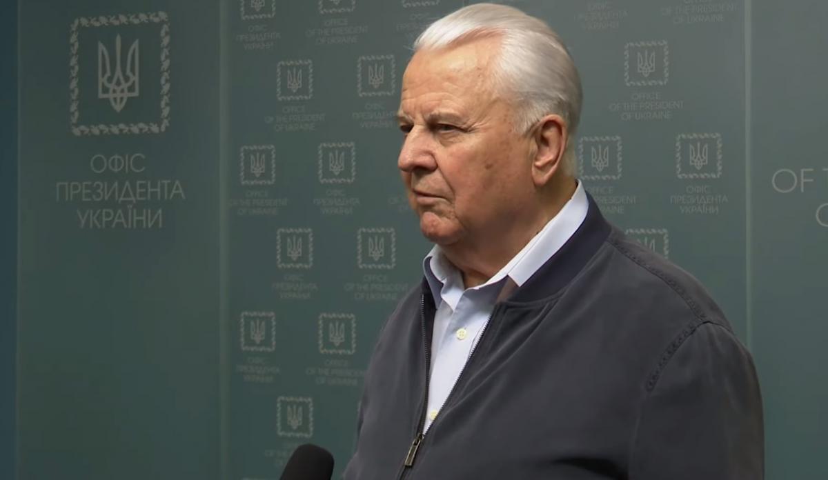 Кравчук вирішив очолити українську делегацію в ТКГ щодо Донбасу – ТКГ Мінськ