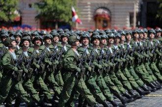 Росія, військові