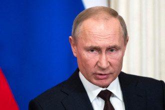 Путін привітав Лукашенка з перемогою на виборах президента 2020 року – Білорусь вибори