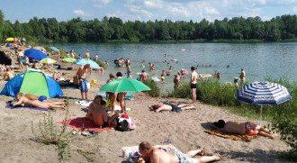 У Києві не варто купатися у водоймах – Новини Києва сьогодні