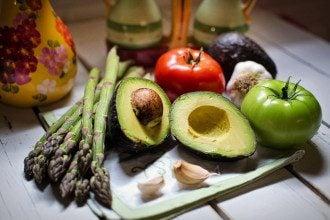 Вітаміни, овочі