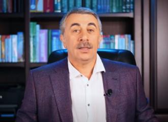 Комаровський поділився, що ризики зараження коронавірусом на вулиці під час гри мінімальні