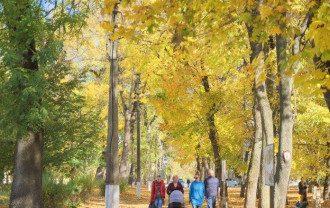 осінь, Україна