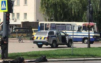Захват заложников в Луцке - появилась переписка с террористом