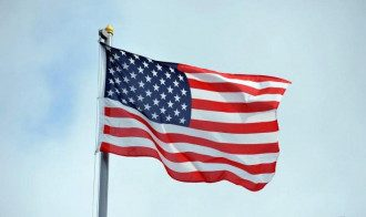 Прапор, США